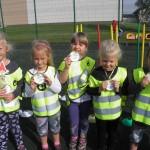 Stokrotki - Igrzyska przedszkolaków